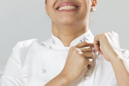 This 2017 ECKART Winning Story is Like a Fairytale: From Dishwasher to Michelin-Starred Chef