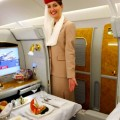 EMIRATES FIRST CLASS TO MILAN ONE-WAY FOR 75,000 MILES