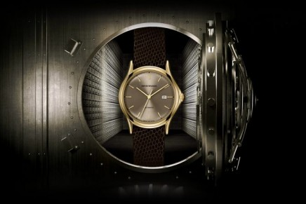 Emporio Armani's first Swiss Made watches