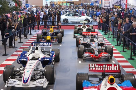 Tuning manufacturers displaying premieres at The Essen Motor Show 2014