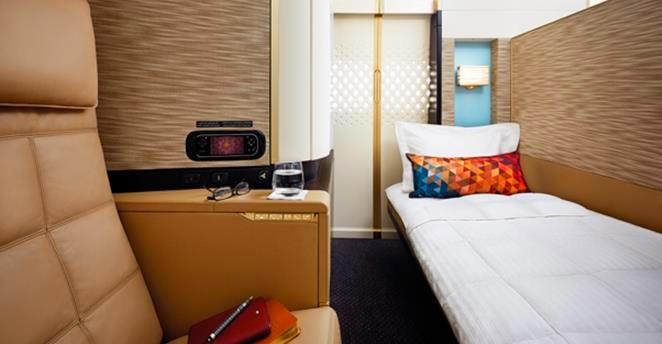 ETIHAD AIRWAYS Apartment