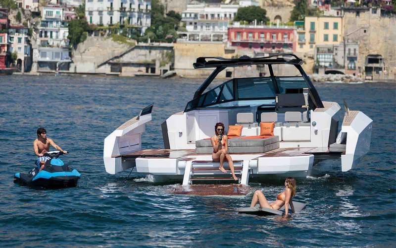 EVO 43 HT - the jewel of the Evo Yachts' range-2018-