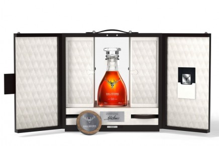 The Dalmore 50 year old is exceptional as the finishes by Baccarat, Linley and Hamilton & Inches