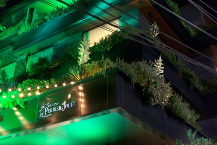 2018 Tokyo Design Week: multisensory Eden by Perrier-Jouët deploys Virtual Reality to plunge you deep into Art of the Wild