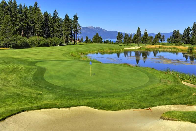 American Century Championship Celebrity Golf Tournament ...