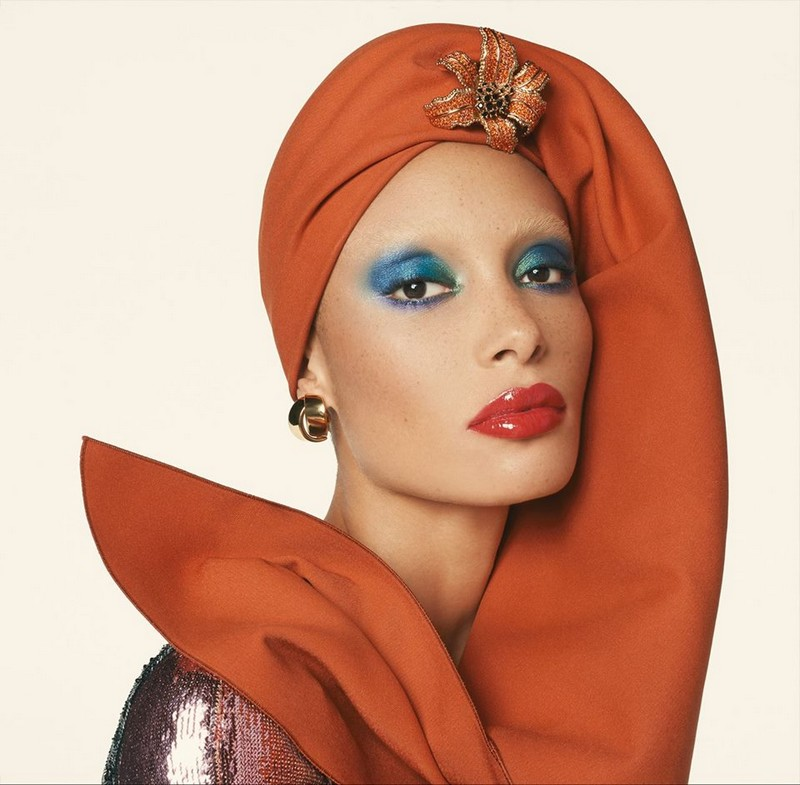 Edward Enninful's first edition of British Vogue