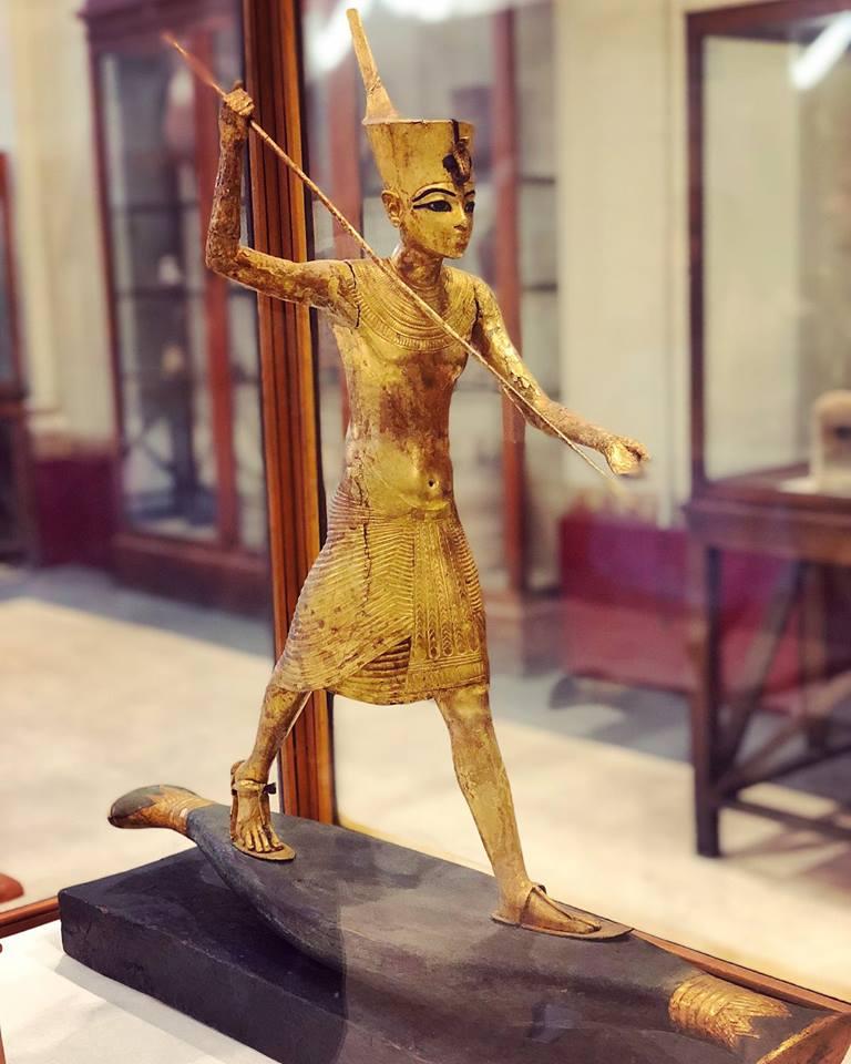 Egyptian Museum in Cairo, Egypt-