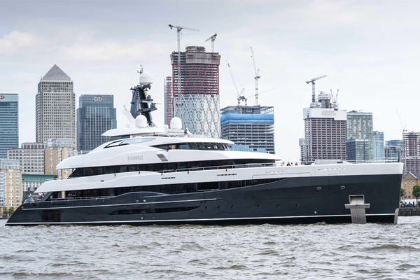 Elandess Yacht-