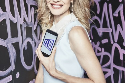 Natalia Vodianova's Elbi and its Love Button with Apple Pay to create real impact for global charitable causes
