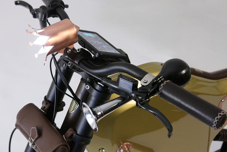 Electric Greyp G12 - custom electric bicycles