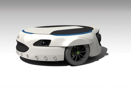 Future 'last mile' mobility solutions for urban areas