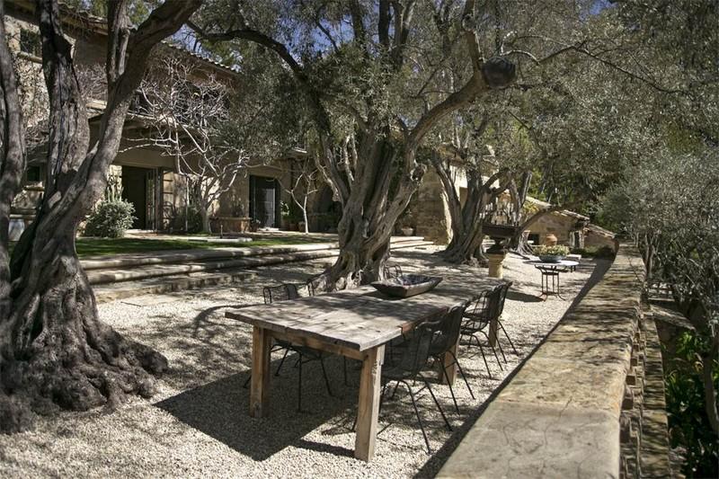 Ellen DeGeneres' villa in the hills of Santa Barbara listed for 45m