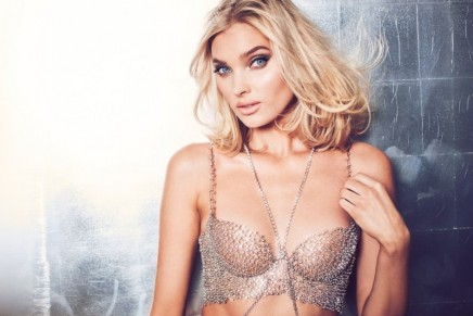 For the first time, Victoria's Secret x Swarovski Fantasy Bra places sustainability center stage