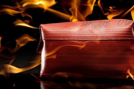 Upcycling case history: from firehose to luxury goods