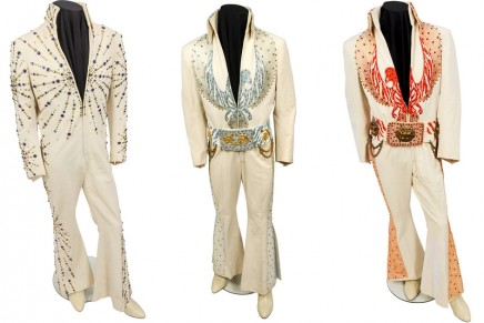 Demons and jumpsuits: Elvis Presley exhibition charts comeback era