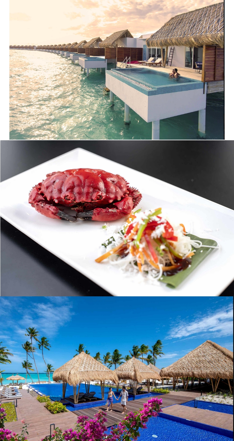 Emerald Maldives Resort & SPA Opens in the Maldives-04
