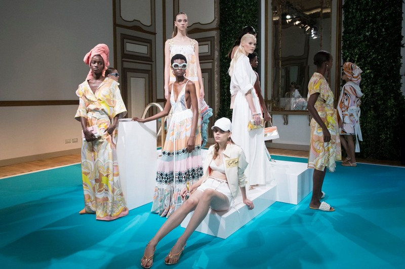Emilio Pucci Spring Summer 2018 Collection-