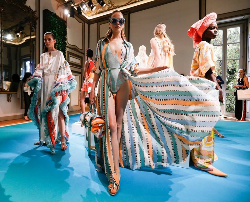 Emilio Pucci Spring Summer 2018 Collection