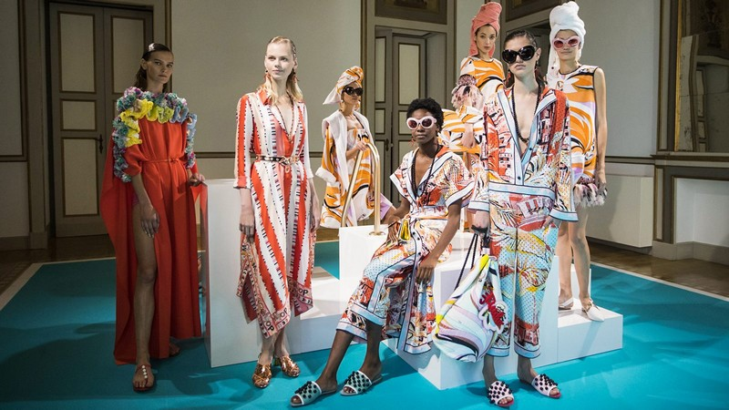 Emilio Pucci Spring Summer 2018 Collection04