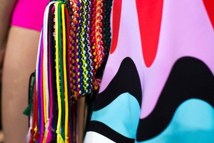 The classic Emilio Pucci jersey reinvented