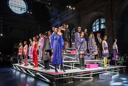 Emilio Pucci x Koché – a collection at the crossroad of a sophisticated heritage