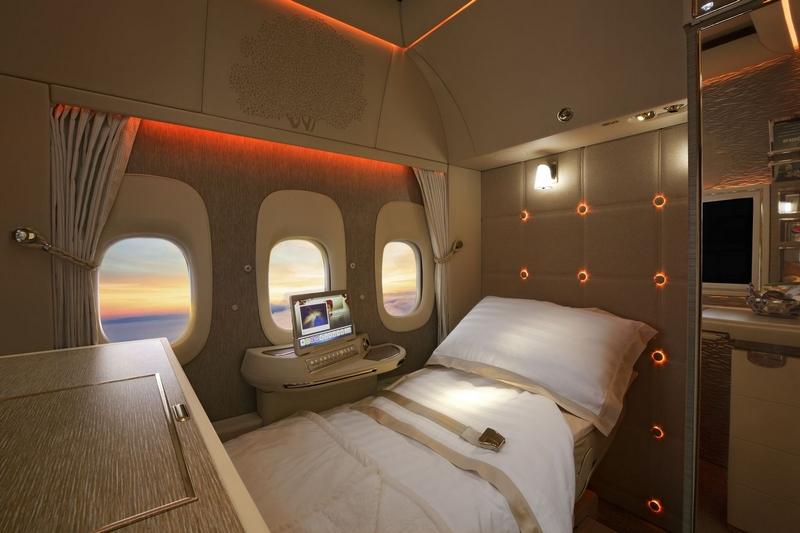 Emirates First Suites
