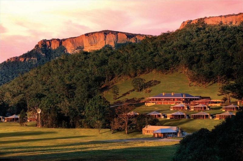 Emirates One&Only Wolgan Valley Resort