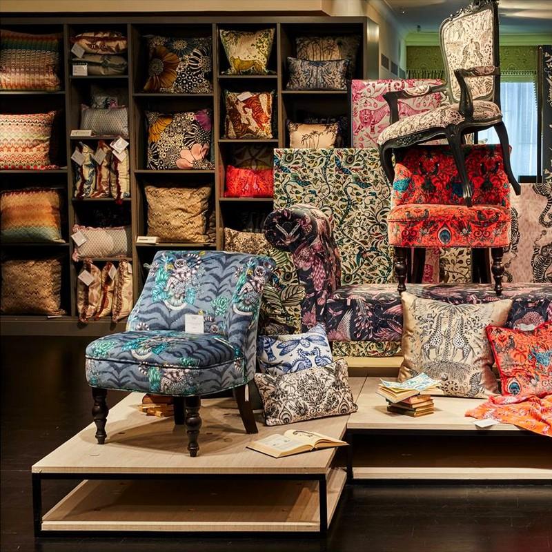 Emma J Shipley's furniture
