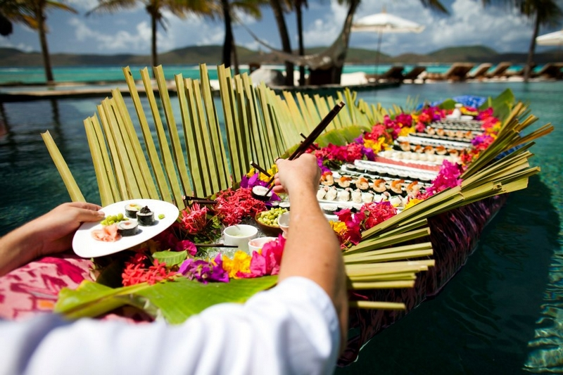 Enjoy a Luxury Vacation - gourmet