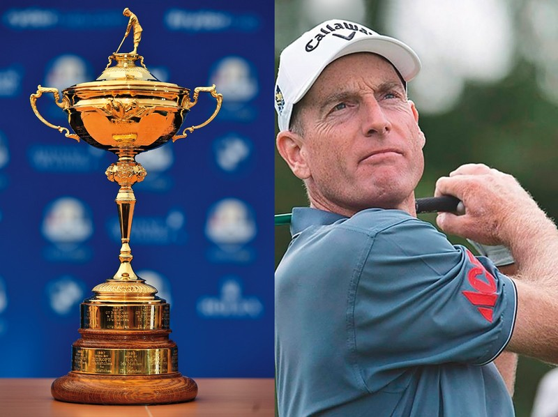 Enjoy a VIP week at the Ryder Cup with 17-time PGA Tour winner and nine-time Ryder Cup participant, Jim Furyk