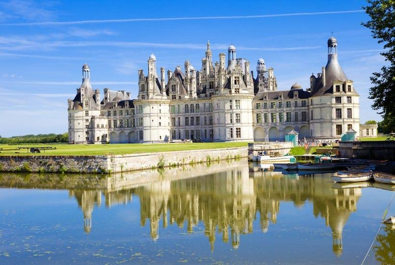 Enjoy a royal experience in one of France's most stunning regions