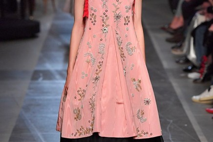 London fashion week: Erdem's collection has wow factor in spades