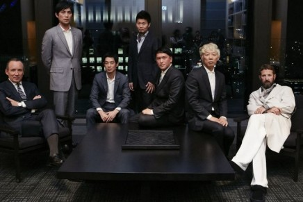 """""""A certain kind of man dresses his own personality before his body"""" Ermenegildo Zegna Couture Made in Japan"""