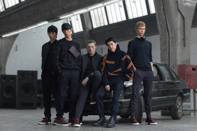 Ermenegildo Zegna XXX capsule is merging streetwear and luxury