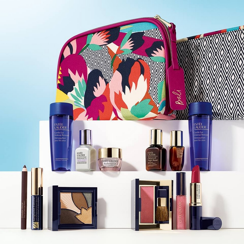 Estée Lauder to bring you a travel-inspired Gift with Purchase