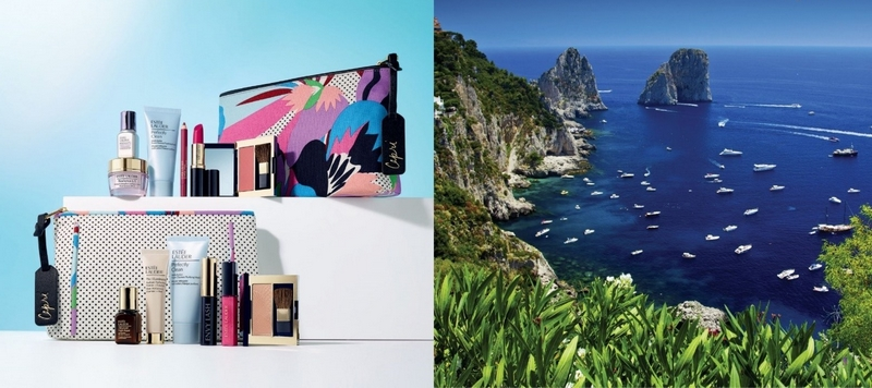 Estée Lauder x Expedia captures the essence of eight dream travel destinations