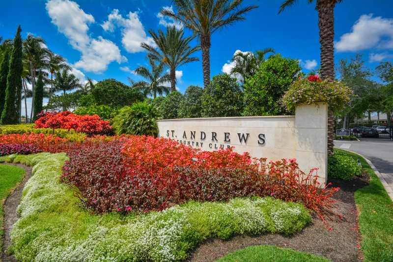 Estate in Boca Raton's Exclusive St. Andrews Country Club Listed for $5.89 Million-01