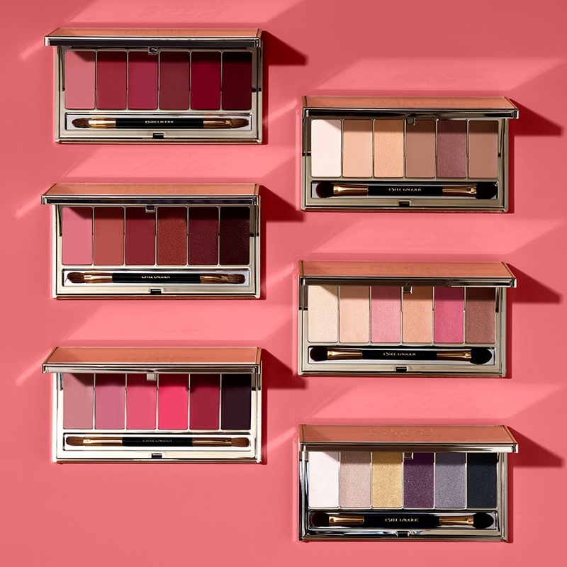 Estee Lauder - From eyes to lips, dare to be envied with NEW Pure Color Envy Lip & Eye Palettes