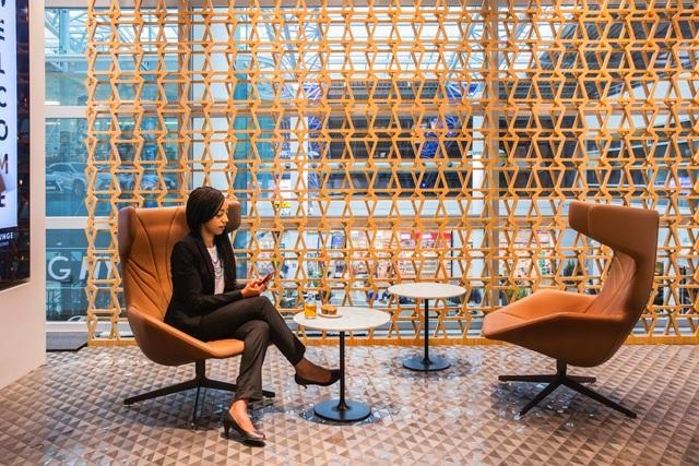 Europe's Leading Airport Lounge 2019-01