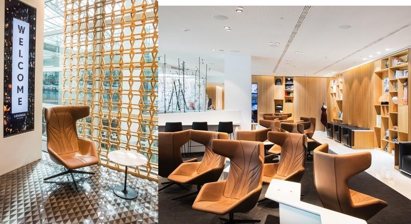 Europe's Leading Airport Lounge 2019