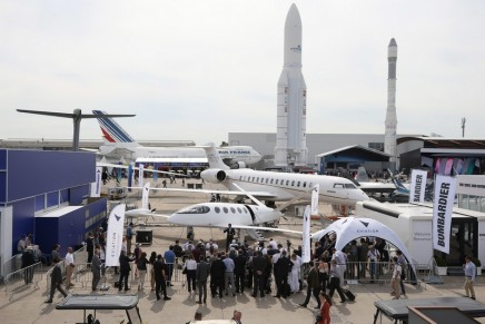 All-electric Alice from Eviation revealed at the Paris Air Show