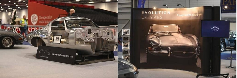 Evolution E-types Roadster 2019- 01