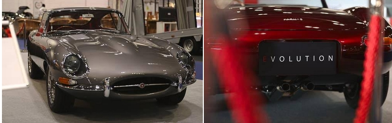 Evolution E-types Roadster 2019