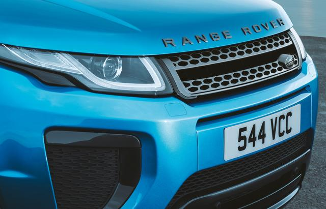 Evoque Landmark Special Edition celebrates six years of compact luxury SUV success
