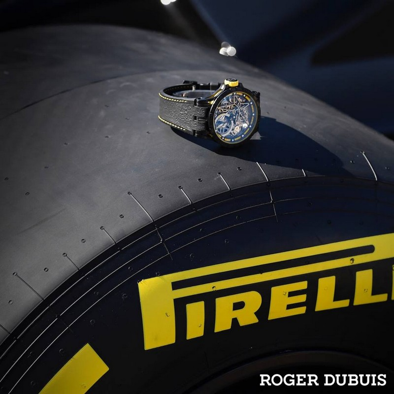 Excalibur Spider Pirelli colourful trio is here 2017