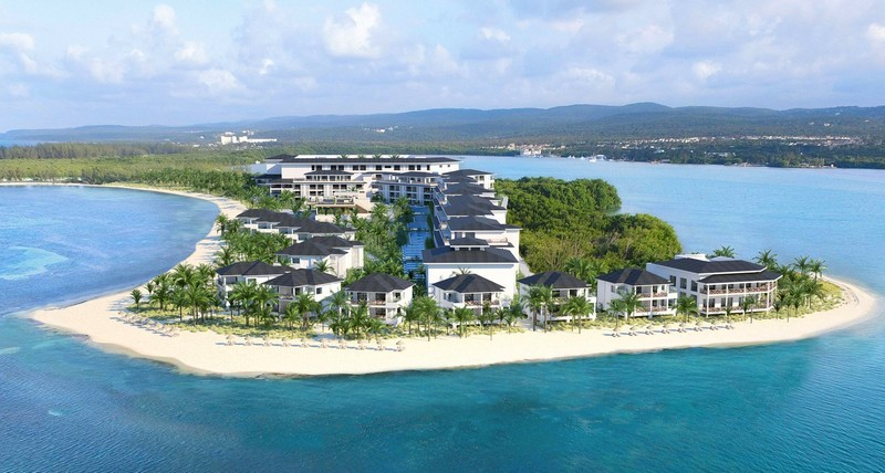Excellence Oyster Bay Jamaica - renderings