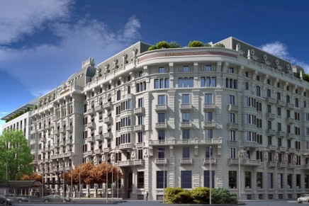 Excelsior Hotel Gallia Milan joins the Luxury Collection