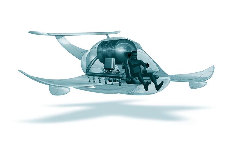 Exclin Vertex Recreational Vehicle concept-