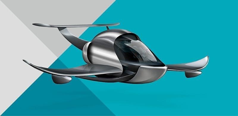 Exclin Vertex Recreational Vehicle concept-blue