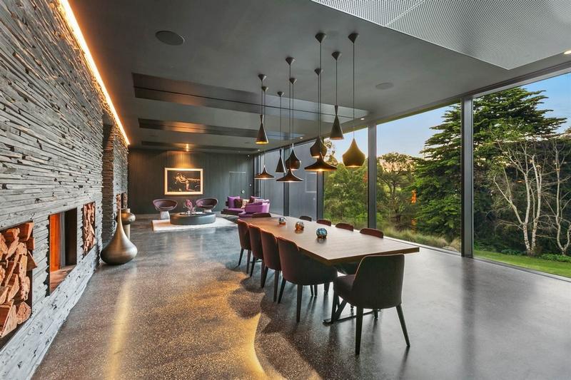 Exquisite Modern Oasis in Adelaide Hills, South Australia, Australia